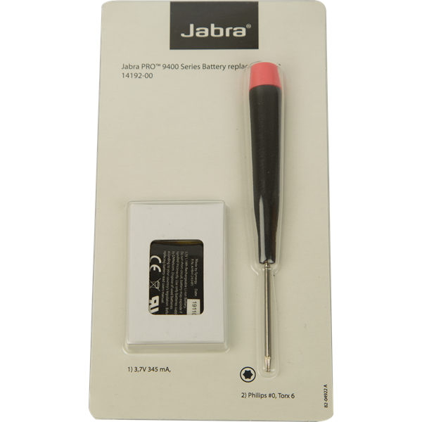 Picture of Jabra battery PRO™ 9400 series