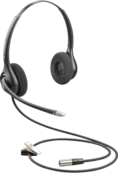 Plantronics HW261N-DC DUAL CHANNEL