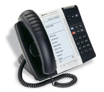 Mitel 5330e IP Phone (Backlit)