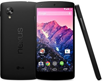 Google Nexus 5 32GB zwart
