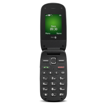 Doro PhoneEasy 606 Black