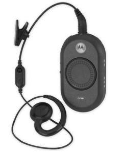 Motorola CLP446 PMR8 ch.wired no charger