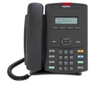 Nortel IP Phone 1210 (zonder power supply)