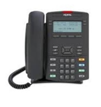 Nortel IP Phone 1220 (zonder power supply)