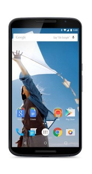 Motorola Nexus 6 midnight blue 32GB