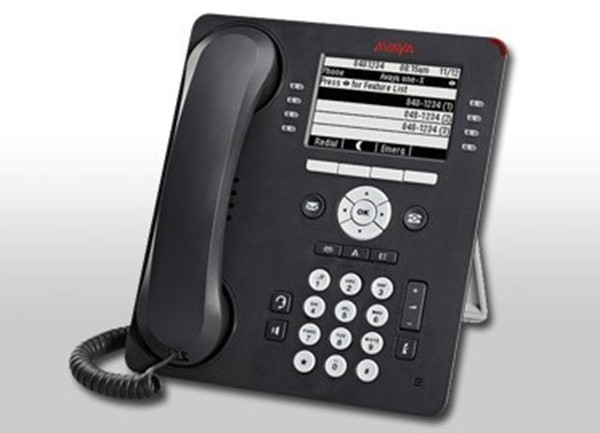 Avaya IP deskphone 9608G grey