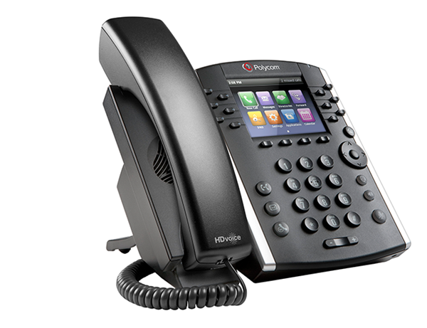 Picture of Poly VVX 410 Business Media Phone ML