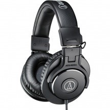 Picture of Audio-Technica ATH-M50X zwart