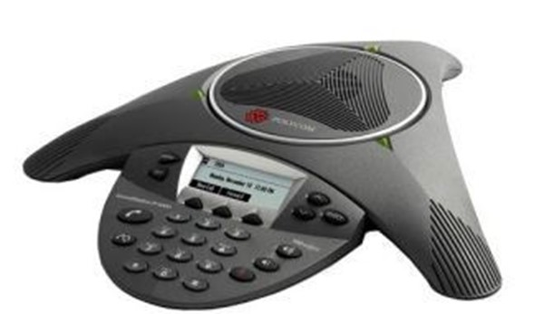 Polycom IP6000 Soundstation SIP no PS