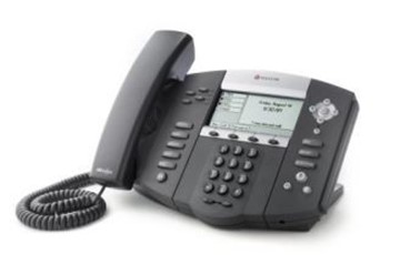 Polycom Soundpoint IP 550 no PS