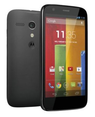 Motorola G 8GB Black