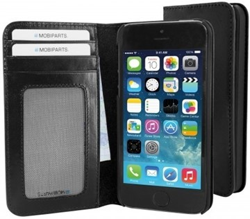 Mobiparts Ex. Wallet Case Iphone 5S