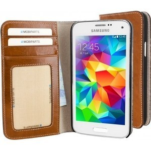 Mobiparts Luxury Book Case Samsung s5 mi