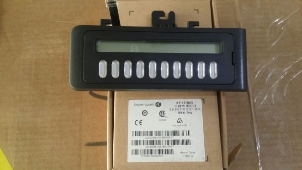 Alcatel 10 Key Exten. Module 8&9 series