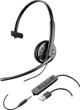 Picture of Plantronics Blackwire C315.1-M Skype
