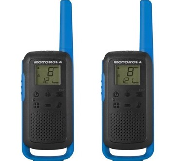 Picture of Motorola T62 blue twin pack