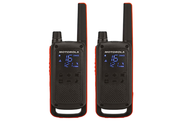 Picture of Motorola Talkabout T82 Twin Pack PR PMR446