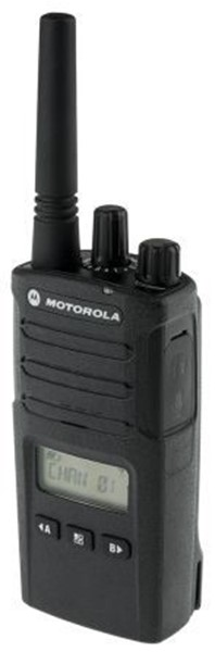 Picture of Motorola XT460 with charger