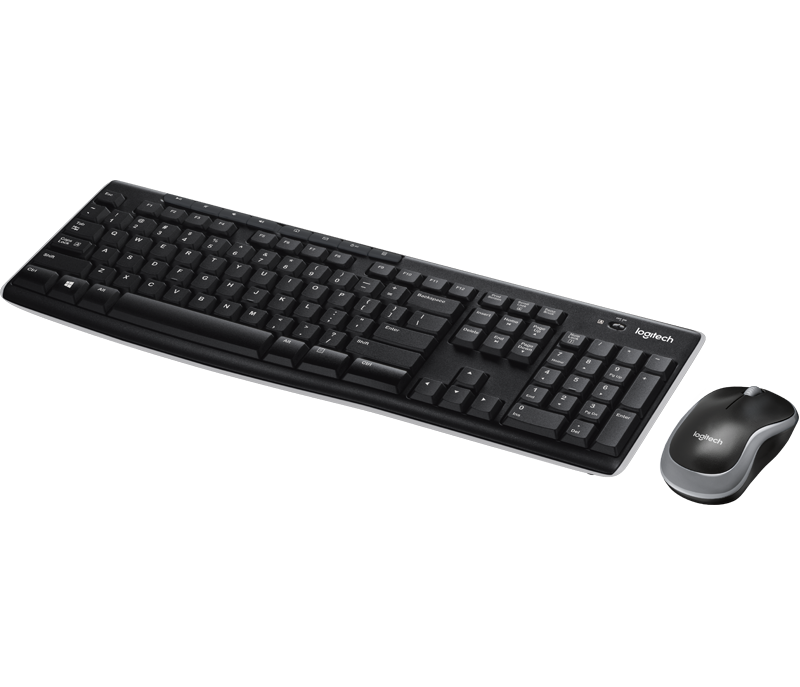 Picture of Logitech MK270 Mouse + Keyboard