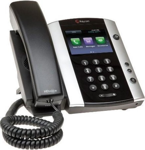 Picture of Poly VVX 500 Business Media Phone ML