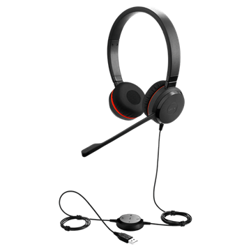 Picture of Jabra Evolve 20 Special Edition stereo MS